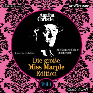 Agatha Christie: Die große Miss-Marple-Edition
