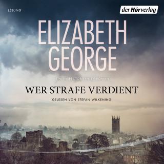 Elizabeth George: Wer Strafe verdient