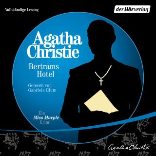 Agatha Christie: Bertrams Hotel