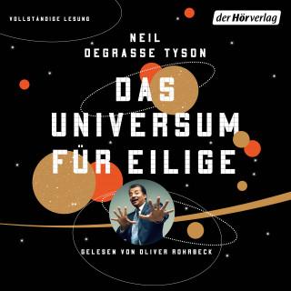 Neil deGrasse Tyson: Das Universum für Eilige