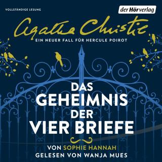 Sophie Hannah, Agatha Christie: Das Geheimnis der vier Briefe