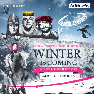 Martin Puntigam, Florian Freistetter, Martin Moder, Elisabeth Oberzaucher: Winter is Coming