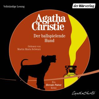 Agatha Christie: Der Ball spielende Hund