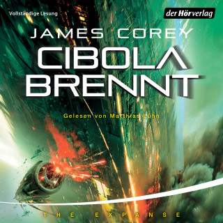 James Corey: Cibola brennt