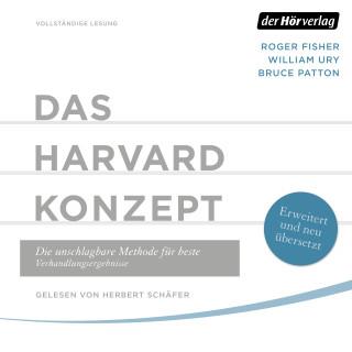 Roger Fisher, William Ury, Bruce Patton: Das Harvard-Konzept