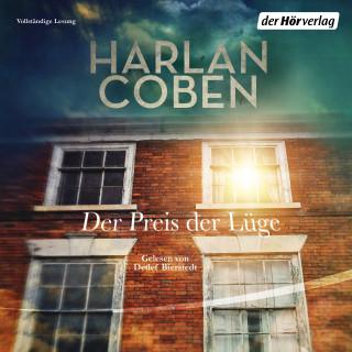 Harlan Coben: Der Preis der Lüge - Myron Bolitar ermittelt