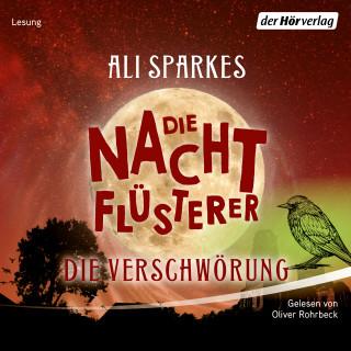 Ali Sparkes: Die Nachtflüsterer - Die Verschwörung