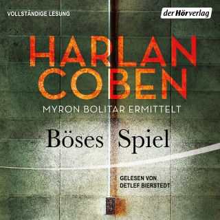 Harlan Coben: Böses Spiel - Myron Bolitar ermittelt