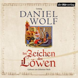 Daniel Wolf: Im Zeichen des Löwen