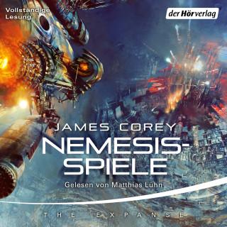 James Corey: Nemesis-Spiele