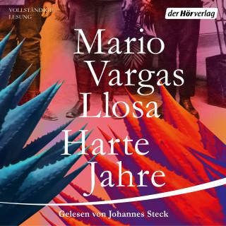 Mario Vargas Llosa: Harte Jahre