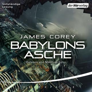 James Corey: Babylons Asche