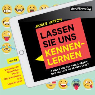 James Veitch: Lassen Sie uns kennenlernen!