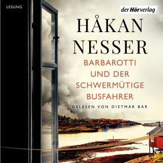 Håkan Nesser: Barbarotti und der schwermütige Busfahrer