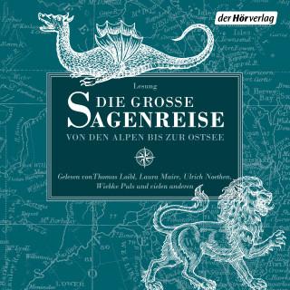 Ludwig Bechstein, Brüder Grimm: Die große Sagenreise