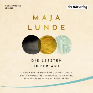 Maja Lunde: Die Letzten ihrer Art