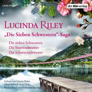 Lucinda Riley: Die Sieben Schwestern-Saga (1-3)