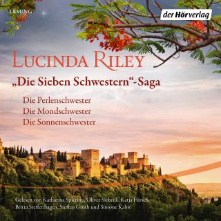 Lucinda Riley: Die Sieben Schwestern-Saga (4-6)