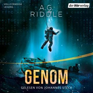 A. G. Riddle: Genom - Die Extinction-Serie 2