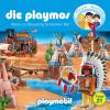 David Bredel, Florian Fickel: Die Playmos - Die Reise zu Häuptling Schlanker Bär (Folge 21)