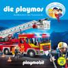 David Bredel, Florian Fickel: Die Playmos - Großbrand in der Feuerwache (Folge 42)