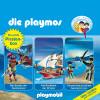 Simon X.Rost, Florian Fickel: Die Playmos - Die große Piraten-Box, Folge 1, 16, 22