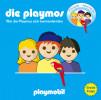 Simon X. Rost, Florian Fickel: Die Playmos - Wie die Playmos sich kennenlernten (Gratis)