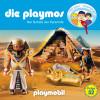Simon X. Rost, Florian Fickel: Die Playmos - Der Schatz der Pyramide (Folge 52)