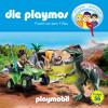 David Bredel, Florian Fickel: Die Playmos – Flucht vor dem T-Rex (Folge 56)