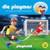 David Bredel, Florian Fickel: Die Playmos - Die magische Fussballmeisterschaft (Folge 60)