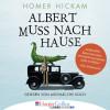 Homer Hickam: Albert muss nach Hause - Die irgendwie wahre Geschichte eines Mannes, seiner Frau und ihres Alligators (Hörprobe)