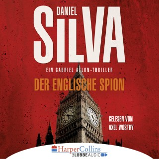 Daniel Silva: Der englische Spion (Ungekürzt)