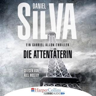 Daniel Silva: Die Attentäterin (Ungekürzt)