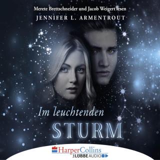 Jennifer L. Armentrout: Im leuchtenden Sturm - Götterleuchten 2 (Ungekürzt)