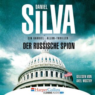 Daniel Silva: Der russische Spion - Ein Gabriel-Allon-Thriller (Ungekürzt)