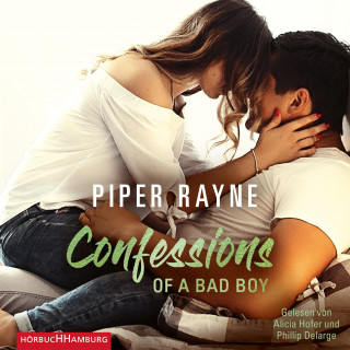 Piper Rayne: Confessions of a Bad Boy (Baileys-Serie 5)