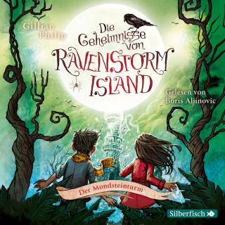 Gillian Philip: Die Geheimnisse von Ravenstorm Island 3: Der Mondsteinturm