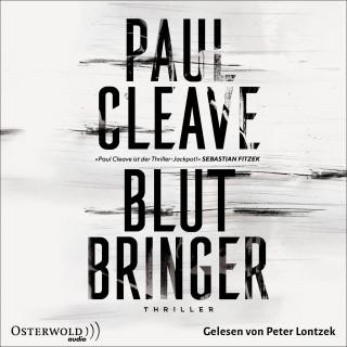 Paul Cleave: Blutbringer