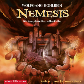 Wolfgang Hohlbein: Nemesis (Die Nemesis-Reihe)