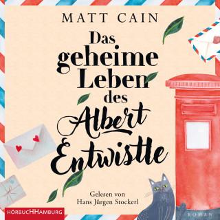 Matt Cain: Das geheime Leben des Albert Entwistle