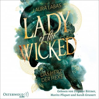 Laura Labas: Lady of the Wicked (Lady of the Wicked 1)