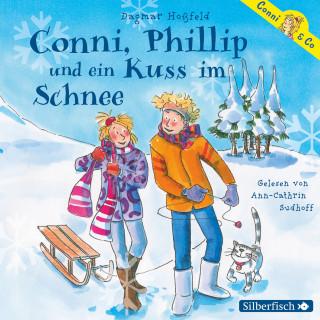 Dagmar Hoßfeld: Conni, Phillip und ein Kuss im Schnee