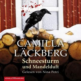 Camilla Läckberg: Schneesturm und Mandelduft