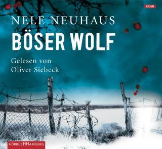 Nele Neuhaus: Böser Wolf (ungekürzt)