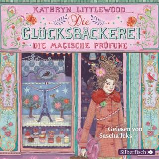 Kathryn Littlewood: Die Glücksbäckerei, Die magische Prüfung