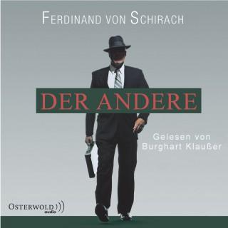 Ferdinand von Schirach: Der Andere (Schuld)