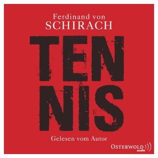 Ferdinand von Schirach: Tennis