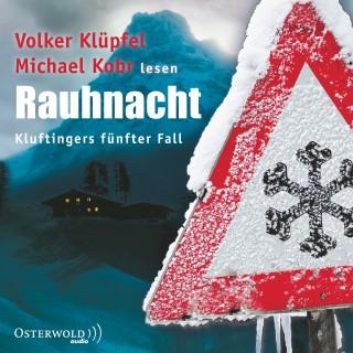 Volker Klüpfel, Michael Kobr: Rauhnacht