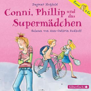 Dagmar Hoßfeld: Conni, Phillip und das Supermädchen