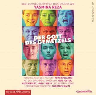 Yasmina Reza: Der Gott des Gemetzels